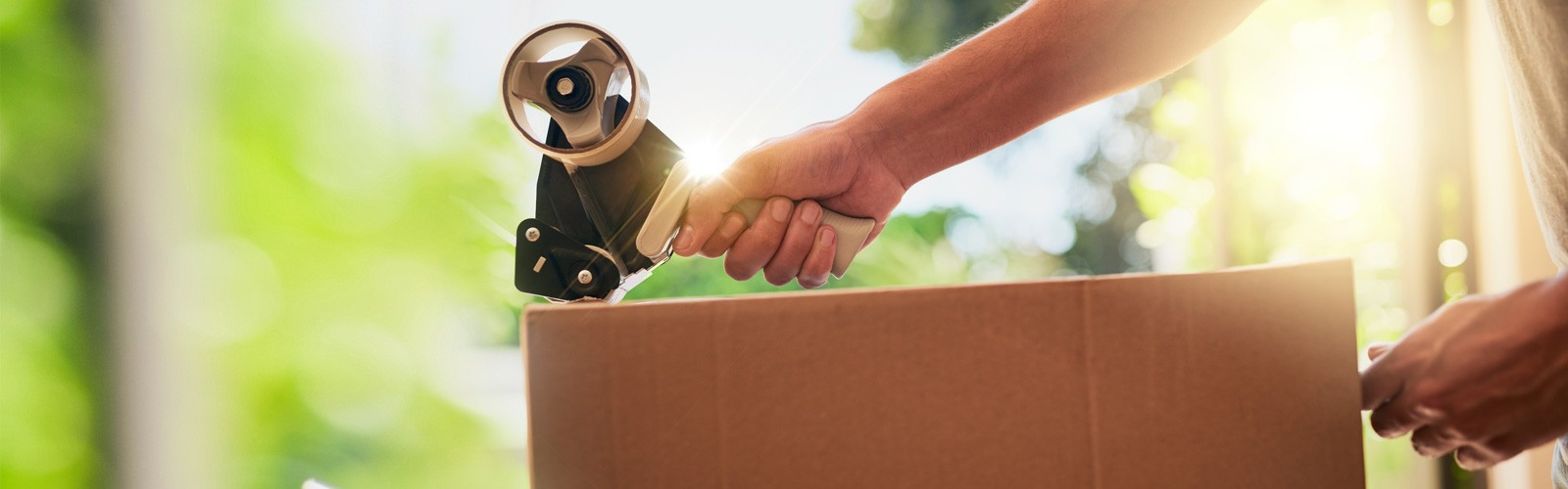 Verpakkingsmaterialen en verhuisdozen