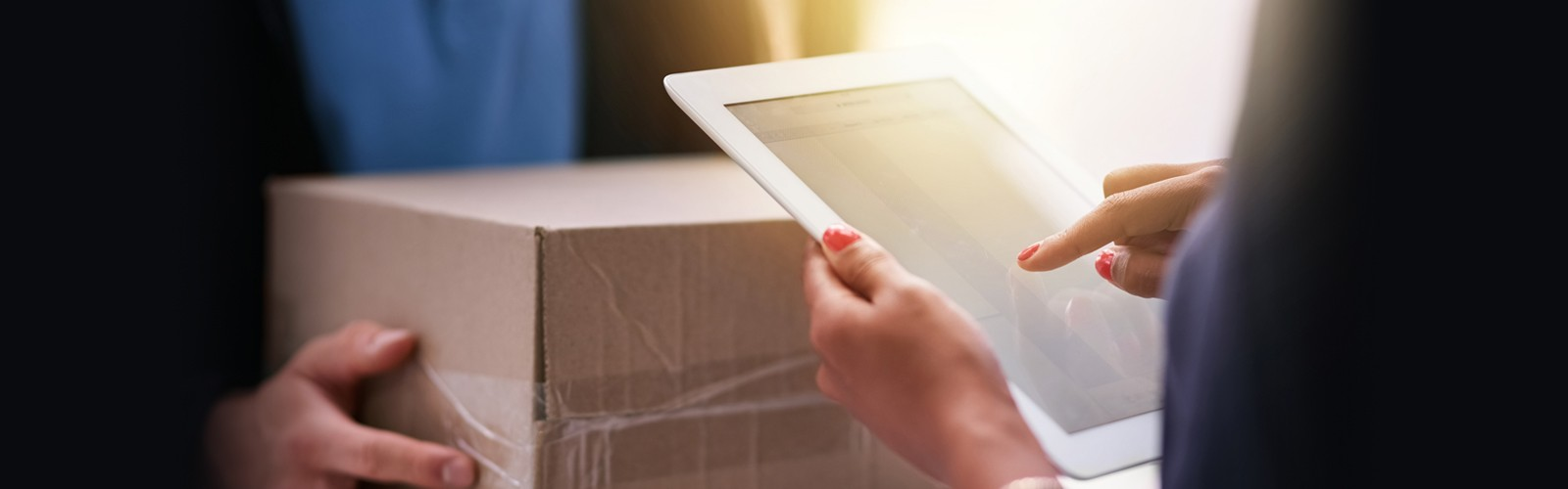 Track your parcel!